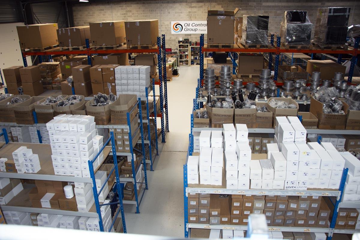 Stock ocgf hydraulique bosch composant et matériel