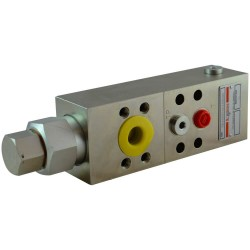 Single counterbalance SAE A VBSO SE CCAP 42 EXC FC 34 SAE 35 R22/1