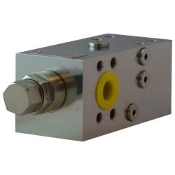 Valve d'équilibrage Simple Effet SAE A VBSO SE CCAP 42 FC 100 SAE.35D R13/1