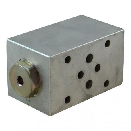 Cetop3 modulaire cartouche 2x2 sur B non compris