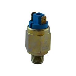 Pressostat - 50 à 150 bar - Réglable - NF - à piston -1/4 cylindrique