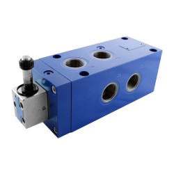 Déviateur 6V 220l/mn 1'' VS400 6B sans bobine