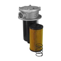 "Return filter - 480L - 2"" - Paper cellulose 25µ"