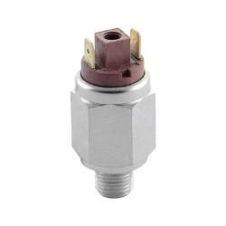 """Pressostat - 50 à 150 bar - Réglable - NO - à membrane - 1/4"""" conique"""