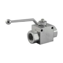 """Manual valve - 2V - 1"""" - PN350"""