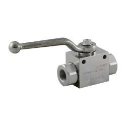 """Manual valve - 2V - 3/8"""" - PN500"""