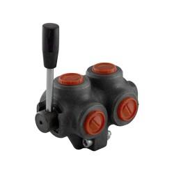 "Manual valve - 2x3V - 1"" - Open center"