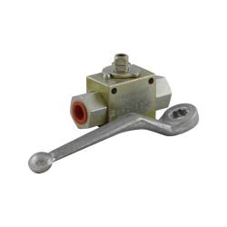 """Manual valve - 2V - 1/4"""" - PN500"""