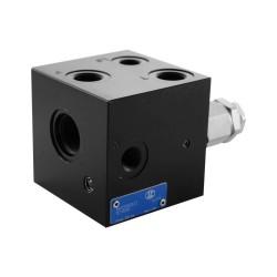 Inlet plate proportional valve LP 40/180 bar provide proport