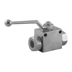 """Manual valve - 2V - 1/2"""" - PN500"""