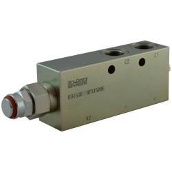 Single counterbalance 1/2 A VBSO SE 33 CCAP PL VUR 12 C 8/1