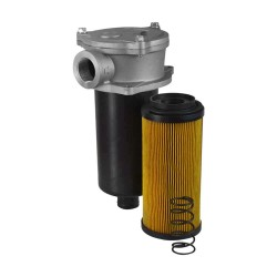 "Return filter - 200L - 1""1/4 - Paper cellulose 10µ"