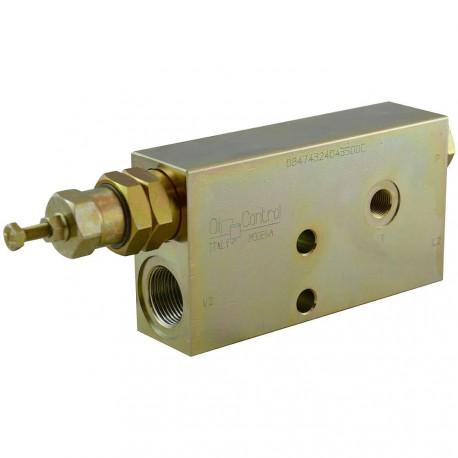 Single counterbalance 3/4 A VBSO SE 33 CCAP 2T R34 24:1