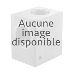 """Bloc 3/8"""" aluminium cavité CA10A"""
