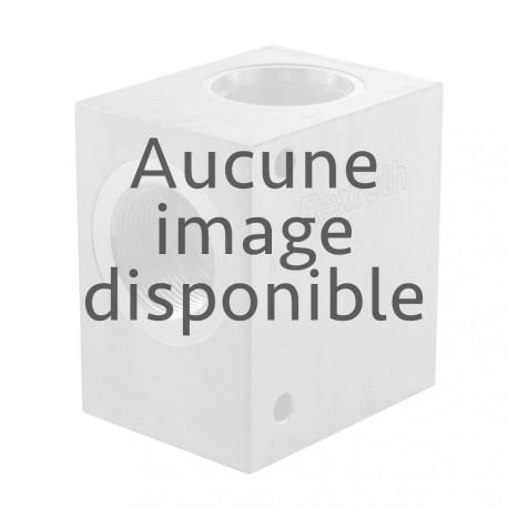 body 3/8 alu cavityCA10A 3C - dual cavité