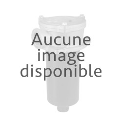 """Filtre retour - 300l/mn - 1""""1/4 - Papier cellulose 25µ"""