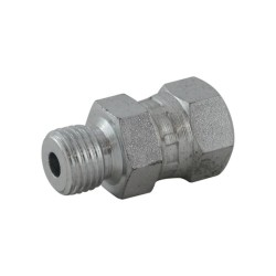 Swivel connector for manometer - 1/4""