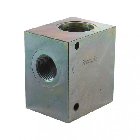 "Block 1"" acier cavity 004"
