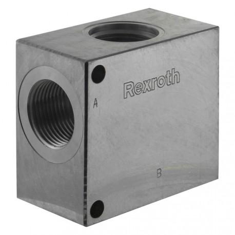 "Block 1"" aluminium cavity 021 commande manuelle"