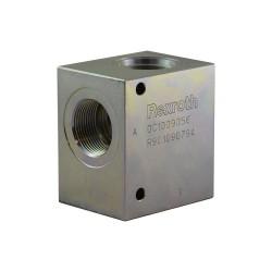 "Block 1""1/4 acier cavity 004"