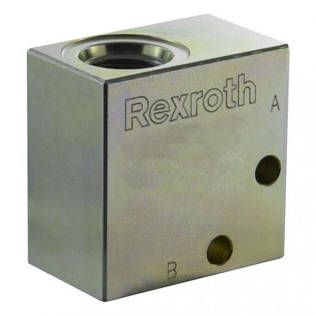 "Block 1/4"" acier cavity 018"