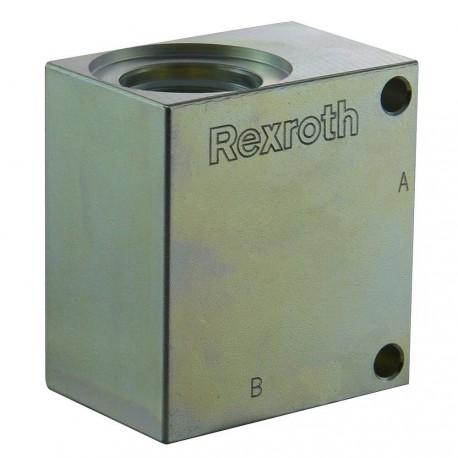 "Block 3/4"" steel cavity 017"