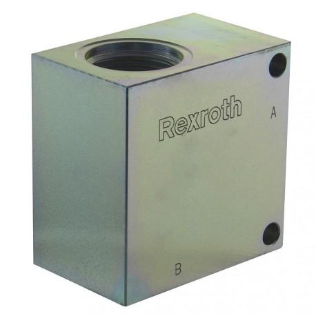 "Block 3/4"" steel cavity 021"