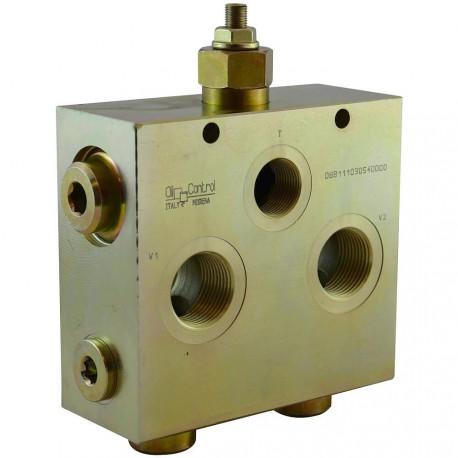Valve moteur A VAA CC 150 100 40