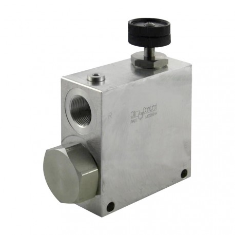 "3-ways flow regulator 3/4"" VRFC3 V 34 A"