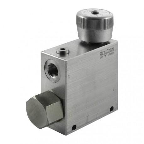 "3-ways flow regulator 3/4"" VRFC3 M 34A"
