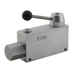 "3-ways flow regulator 3/4"" VRFC3C L 34A"