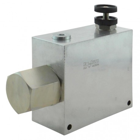 "Flow regulator 3 ways 1"" VRFC3C"