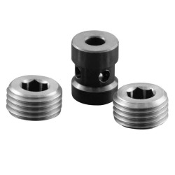 "Shuttle valve 1/4"" cartridge insert"