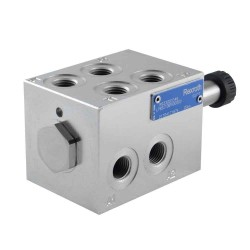 "8-way flow diverter 60l/mn 1/4"" VS501 8AI"