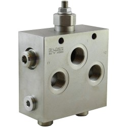 Valve moteur A VAA CC 150 34 40
