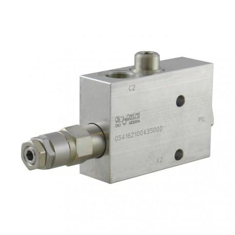 Single counterbalance 3/4 VBSO SE NA 34 1:3 35 C