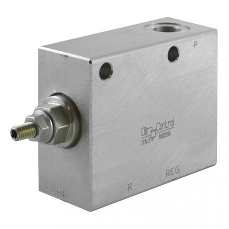 Réducteur de pression avec clapet anti-retour