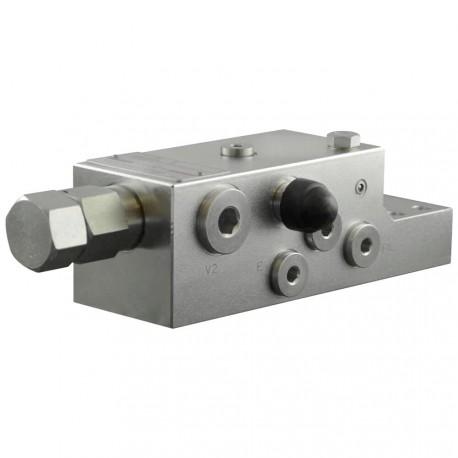 Valve moteur A VBC 90 FC 12 SAE 6000 40 B