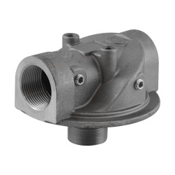 """Filter head spin-on suction - 1""""1/4 - by-pass 0,25b"""