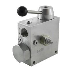 """3-ways flow regulator 3/8"""" VRFC3 VSAN L 38A"""