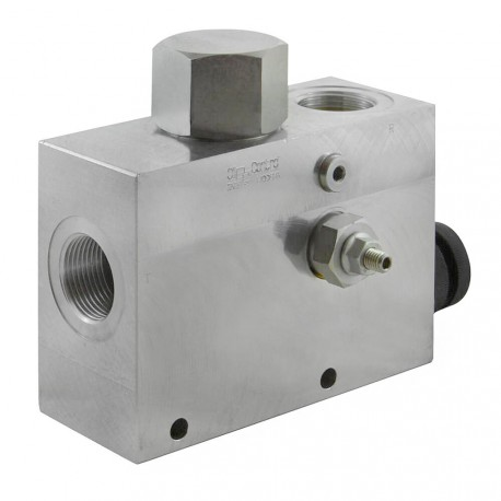 """3-ways flow regulator 3/4"""" VRFC3 VSAN V 34.A"""