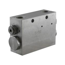 "Diviseur 50/50 1"" DRF 100.34 2VSO 95 ML C"