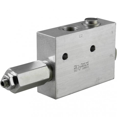 "Single counterbalance 1/2"" VBSO SE NBA 12 35 R3/1"