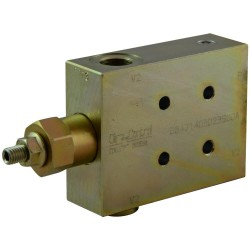 "Single counterbalance 3/8"" A VBSO SE 30 3V2 FC1 38 35A"