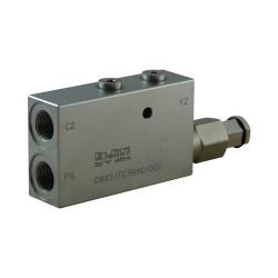 Single counterbalance A VBSO SE 30 CC PL 18x150 35