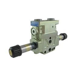 """Stackable 4x3 50-50l/mn ABT FS proportional E201 1/2"""" no coil D15"""