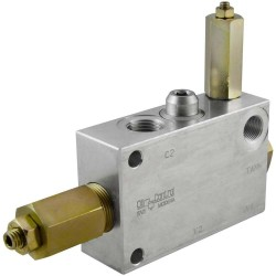 """Équilibrage simple effet 1/2"""" VBSO T FCA 12 35 A"""