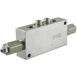 dual counterbalance 1/2 VBSO DE 12 20