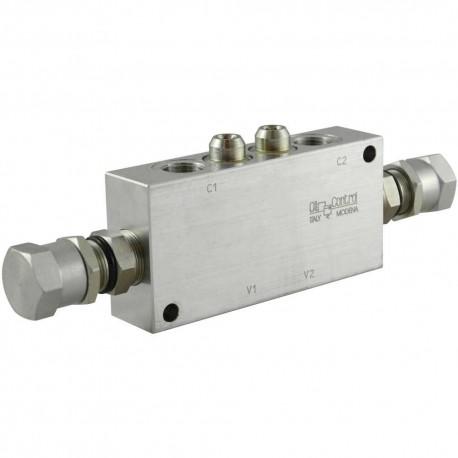 dual counterbalance 1/2 VBSO DE CC 12.35.A