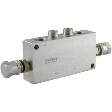 dual counterbalance 3/4 VBSO DE CC 34 35 B